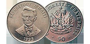 Монеты Гаити