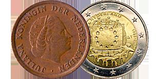 Монеты Нидерладндов
