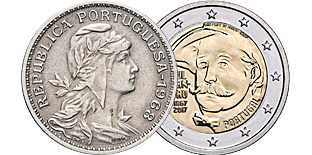 Монеты Португалии