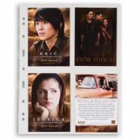 Листы для 4 почтовых открыток Leuchtturm. Формат Grand. 1 шт.