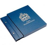 Футляр для альбомов толщиной 20 мм, цвет «Синий»