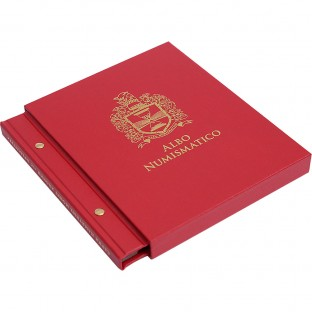 Футляр для альбомов толщиной 20 мм, цвет «Красный»