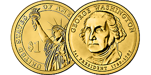 Листы для монет США