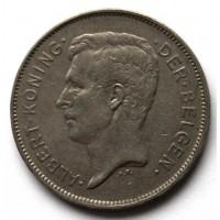 БЕЛЬГИЯ 20 франков 1931 DER BELGEN !! РЕДКОСТЬ