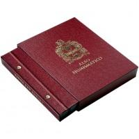 Футляр для альбомов толщиной 20 мм, цвет Бордо