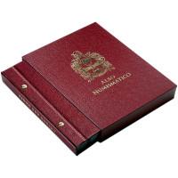 Футляр для альбомов толщиной 25 мм, цвет Бордо