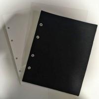 Лист для значков (ткань, пластик, картон)